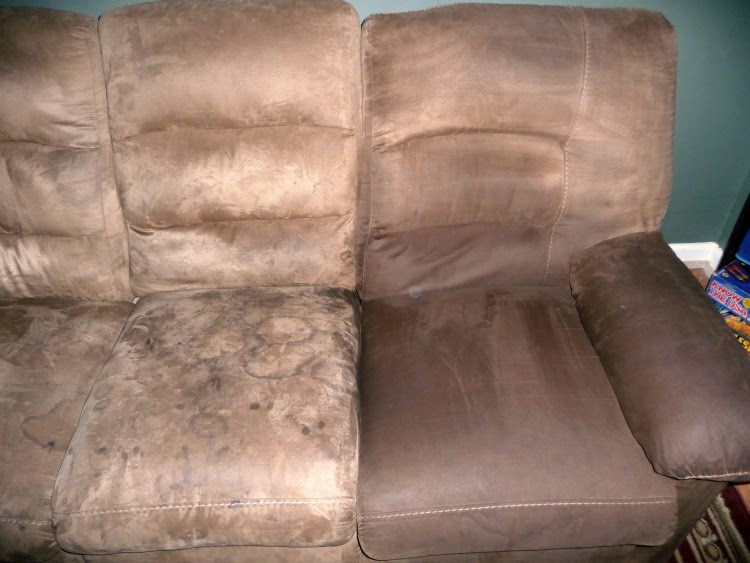 Enviromentally Friendly Cleaning, Cleaning A Microfiber Couch, Norwex,  Norwex   EnviroCloth,