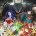 Mangá baseado na Liga da Justiça é lançado no Japão