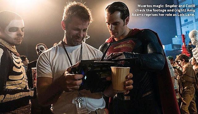Rodaje Batman v Superman