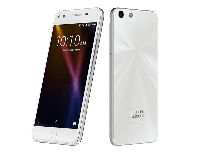 Alcatel X1 white