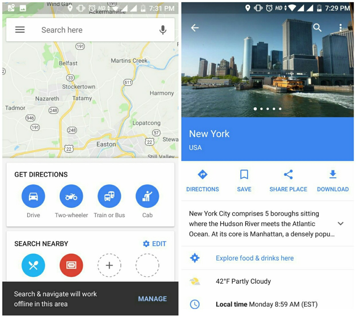 6 Best Offline Maps For Android Techviola