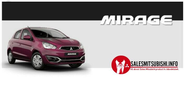 Paket Kredit Mitsubishi Mirage