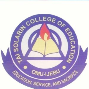 TASCE 2018/2019 Post-UTME (NCE) Admission Screening Form Out