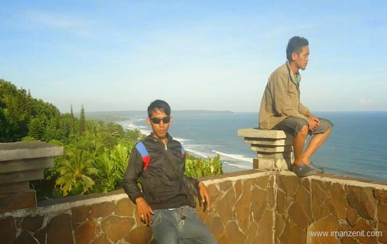 Pantai Lembah Putri Pangandaran