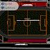 مخطط ملعب كرة قدم صغير كاملا اوتوكاد dwg