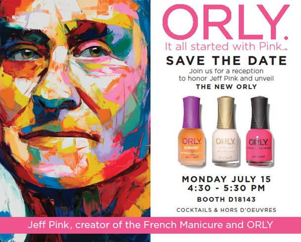 Orly Reception Invite