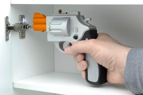 Revolver Destornillador. Buen Regalo