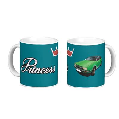 Austin Morris Princess mug