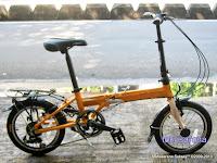 B Sepeda Lipat Langtu K016