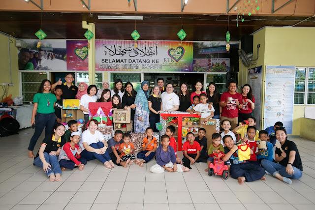 MAGGI® Bawa Berkat Ramadan ke Rumah Amal