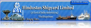 50 Junior Vacancies @ HSL (Hindustan Shipyard Limited) Recruitment 2015 - Last Date: 27th Aug 2015