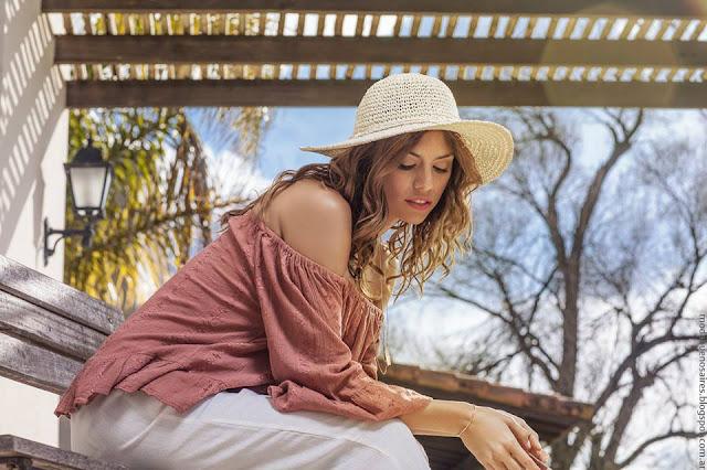 Moda primavera verano 2017, ropa de mujer Activity,