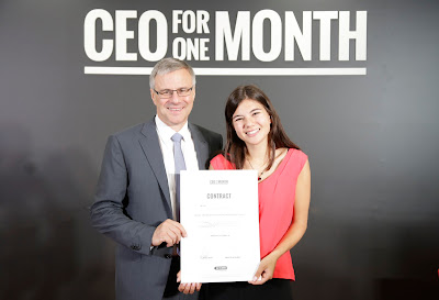 CEO por un mes