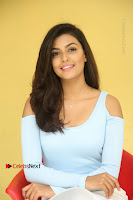 Anisha Ambrose Latest Pos Skirt at Fashion Designer Son of Ladies Tailor Movie Interview .COM 0902.JPG