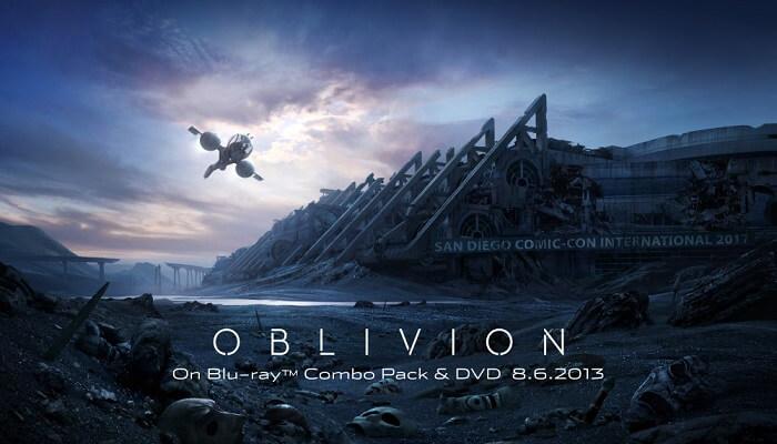 Yabancı Filmler İzle - Oblivion - Kurgu Gücü