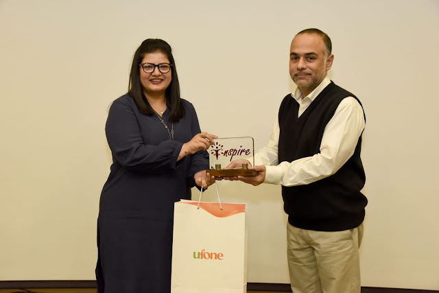 Ufone Launches Inspire Platform to Empower Women in the Workplace