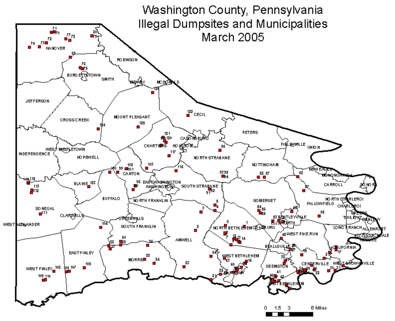 Pa Environment Digest Blog Keep Pa Beautiful Washington County Court Partner To Remove 330 435