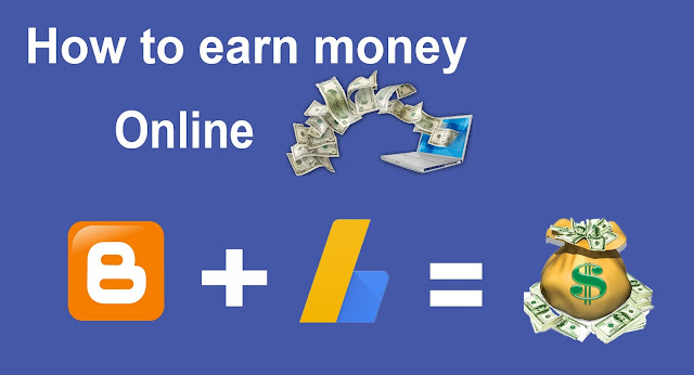 how to make money online with google adsense