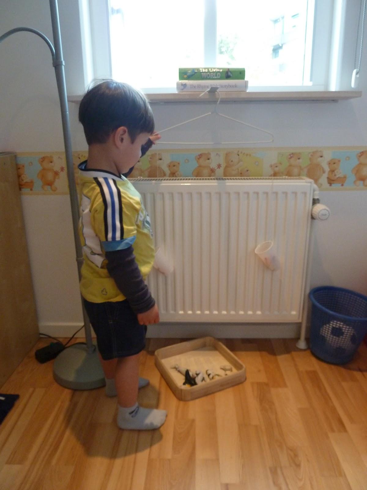 Family Fecs Montessori Activity Teaching Concept Of Heavy Amp Light