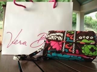 Cloth Bags: Vera Bradley Donation Request