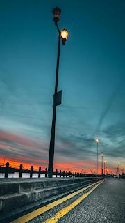Road Mobile HD Wallpaper