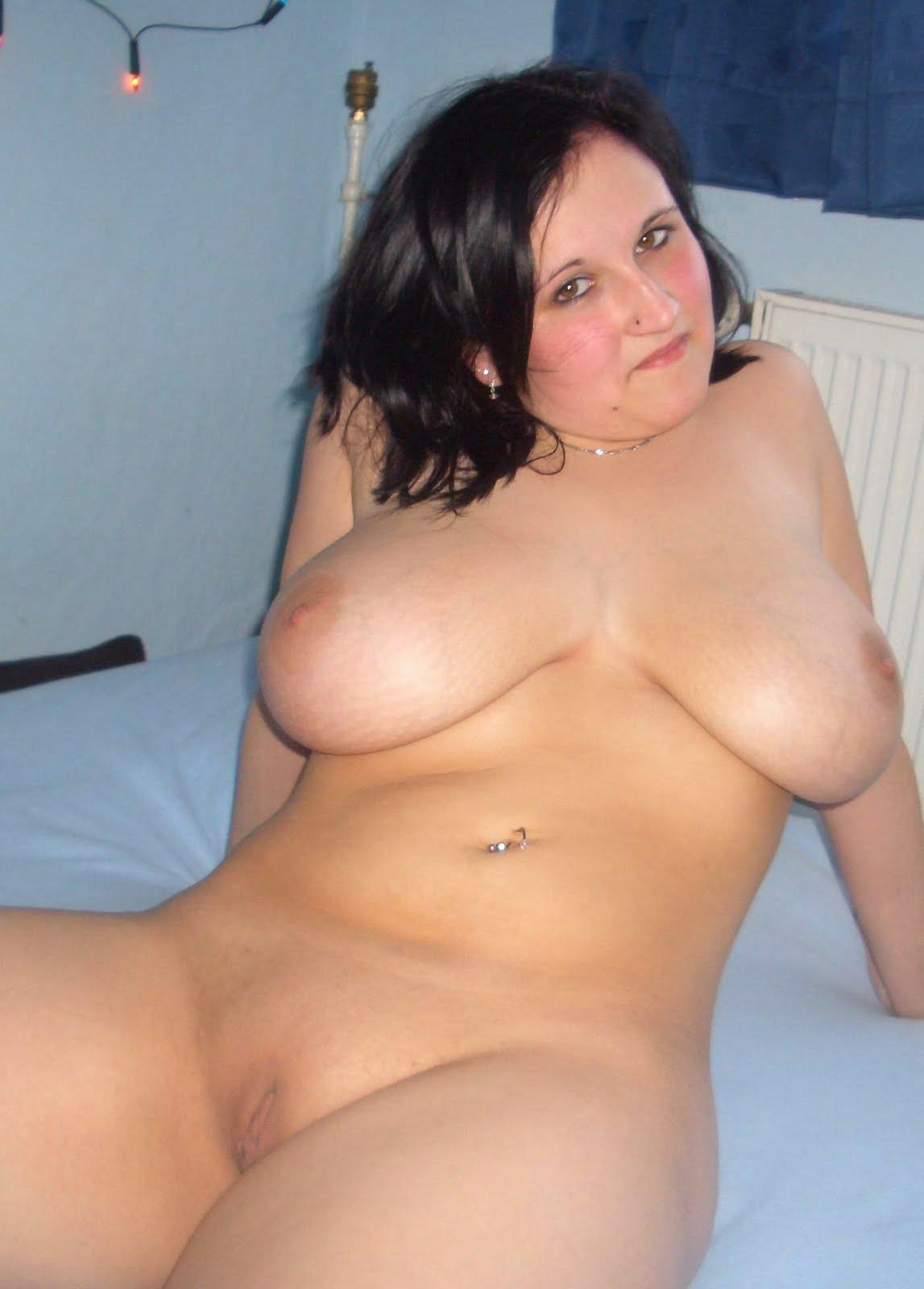 Beautiful Chubby Girl Nude