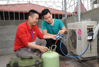 Hướng dẫn cách nạp gas điều hòa chi tiết từ A - Z