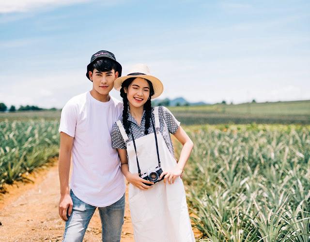 Bỏ túi bí quyết chụp ảnh cưới đẹp tại Thái Lan
