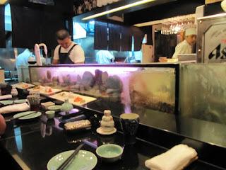 Niu Sushi Bar Chefs Taiwan