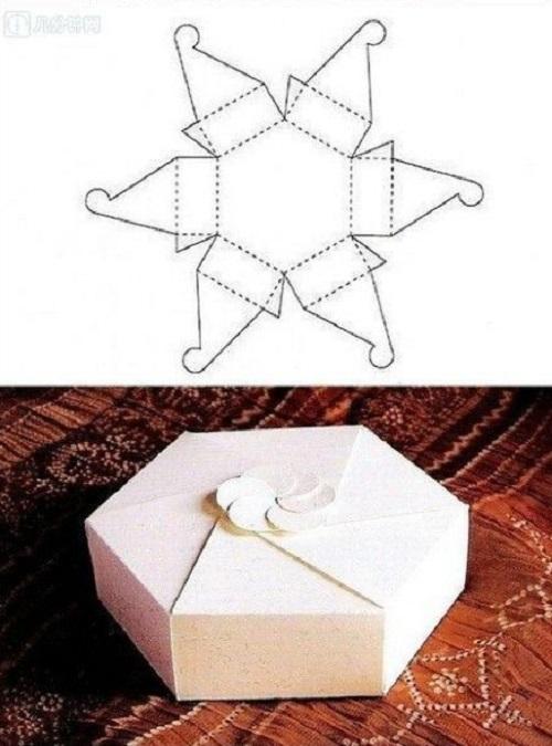 abbastanza 8 scatoline fai da te: stampa e crea! | Creare con la carta ♥ XY03