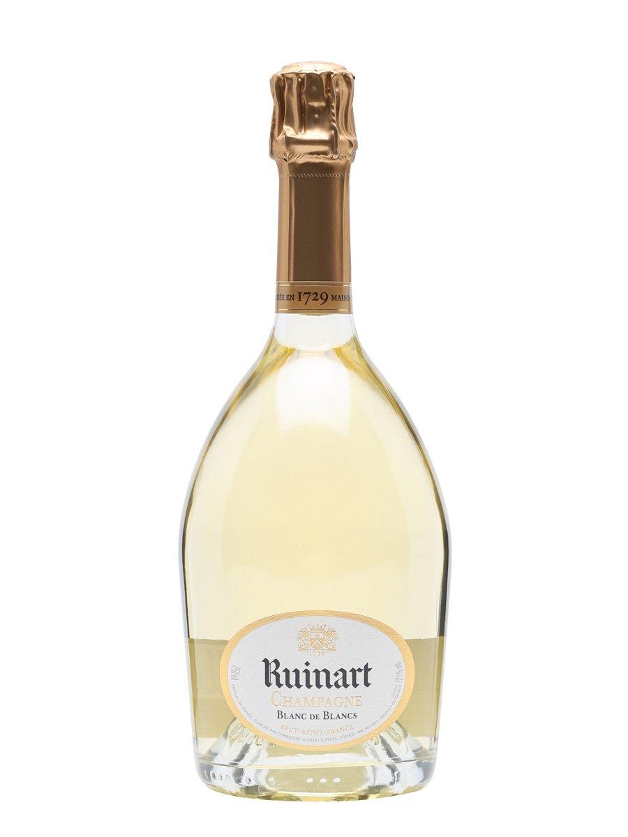 Ruinart Blanc de Blanc Champagne - UK lifestyle blog