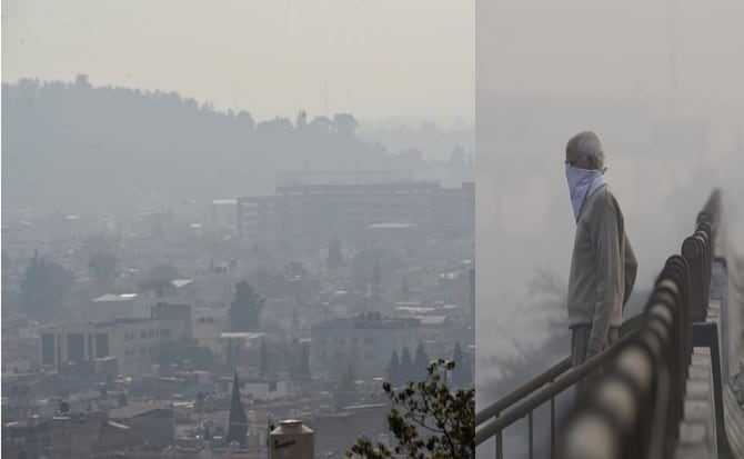 Smog, medio ambiente, salud