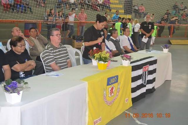 Escolinha Municipal de Judô Mauro Sakai é Campeã do 33º Torneio de Judô Toraichiro Suzuki realizada pela ARJU