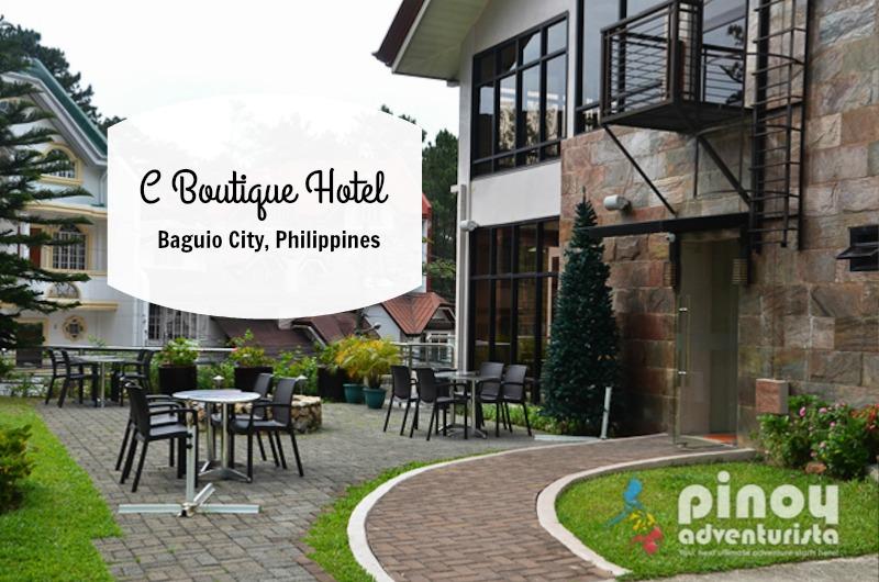 C Boutique Hotels In Baguio Philippines
