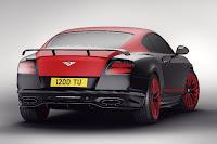 Bentley Continental 24 (2017) Rear Side