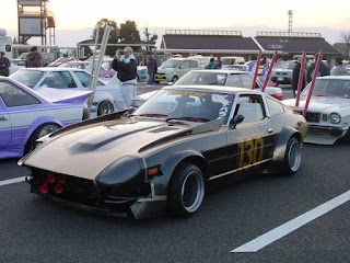 Bosozoku Style JDM Car 1