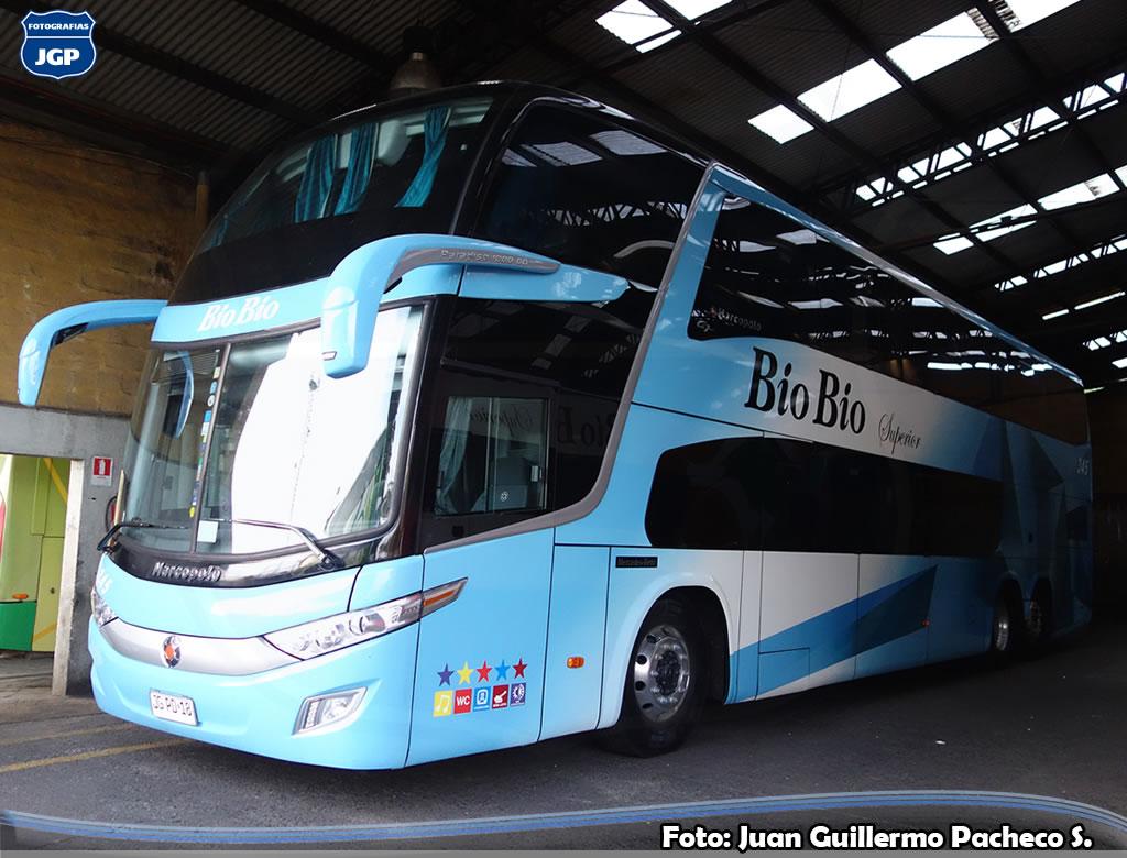 Buses en chile juan guillermo pacheco s bio bio n 345 for Mercedes benz biography