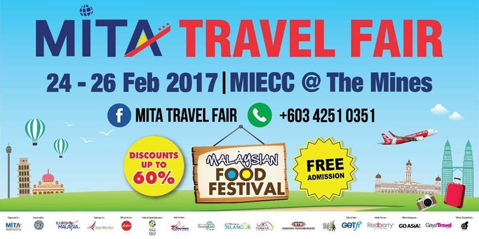 Pelancongan Kini Malaysia Malaysia Tourism Now Second Mita Travel Fair To Look Beyond