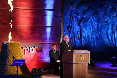 Reuven Rivlin: vamos continuar a sobreviver e combater o antissemitismo