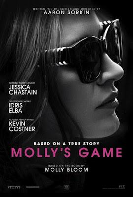 Molly's Game [2017] Final [NTSC/DVDR] Ingles, Español Latino