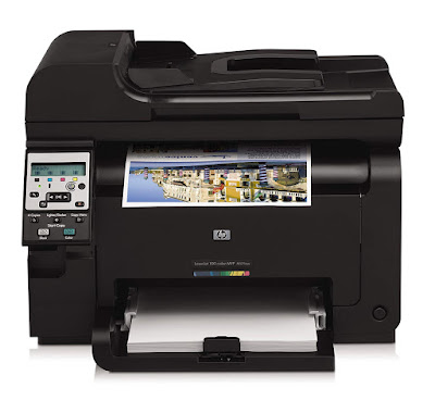 use MFP that is sized to check your desk together with your budget Plus HP LaserJet M175nw Driver Downloads