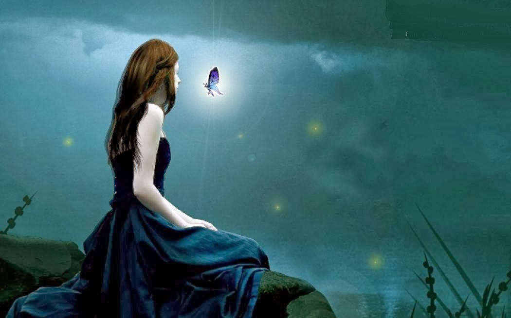 Missing Beats of Life: Alone Girl HD Wallpapers and Images