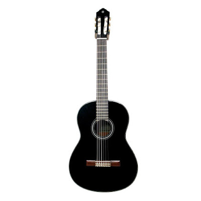 Guitarra clásica yamaha c40 black