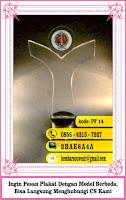 piala trofi, plakat akrilik surabaya, plakat indonesia