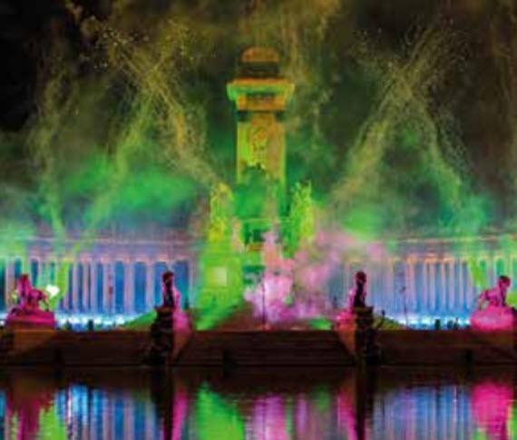Fiestas de san isidro 2017 en el parque del retiro lunes for Eventos madrid mayo 2017