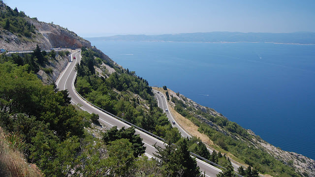 Adriatic Highway - Croatia