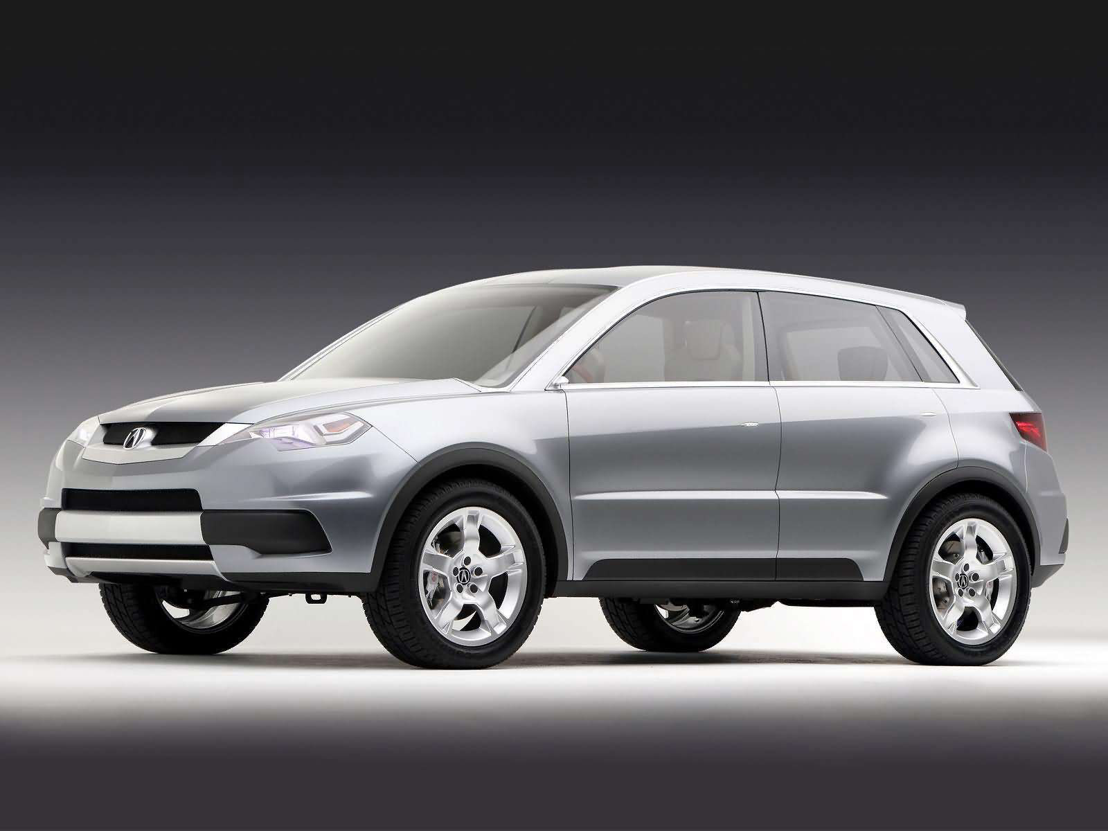 Acura Rl For Sale >> 2005 ACURA RDX Concept | Japanese car photos