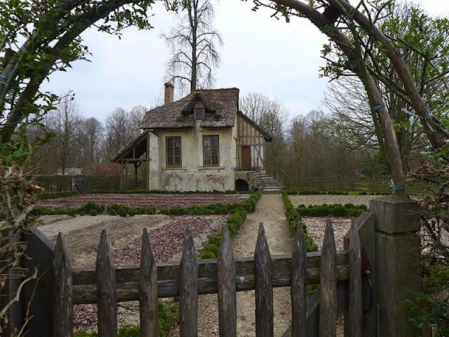 maison du domaine de Marie-Antoinette