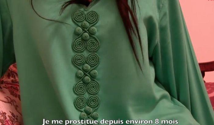 Reportage sur la prostitution à Marrakech dans l'émission sept à huit de TF1