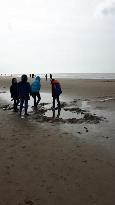 Kurztrip ans Meer - Reisen mit Kindern